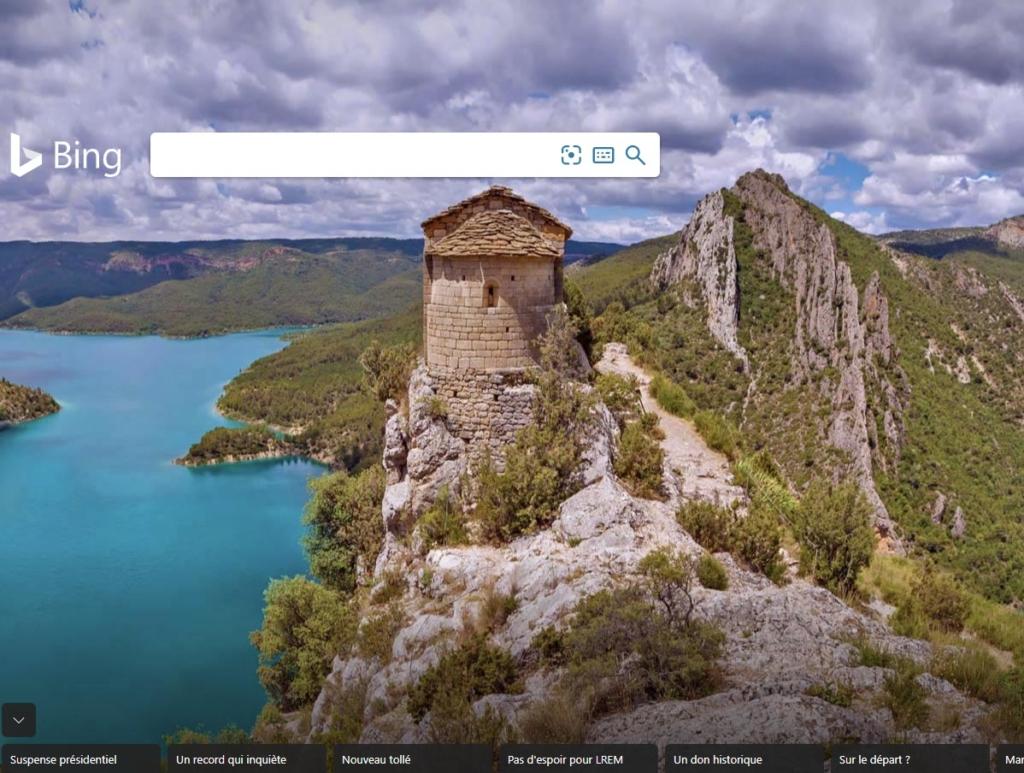 Bing by microsoft
