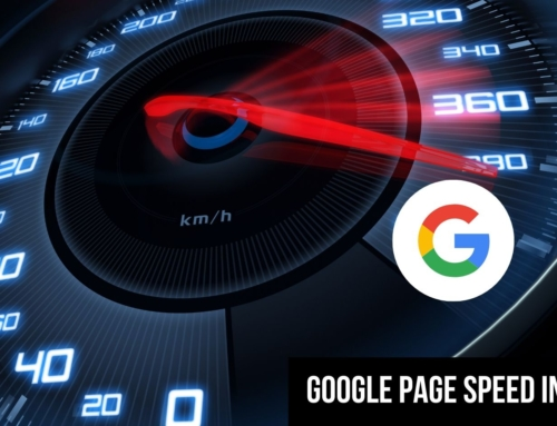 Google Page Speed Insights comment l'utiliser ?