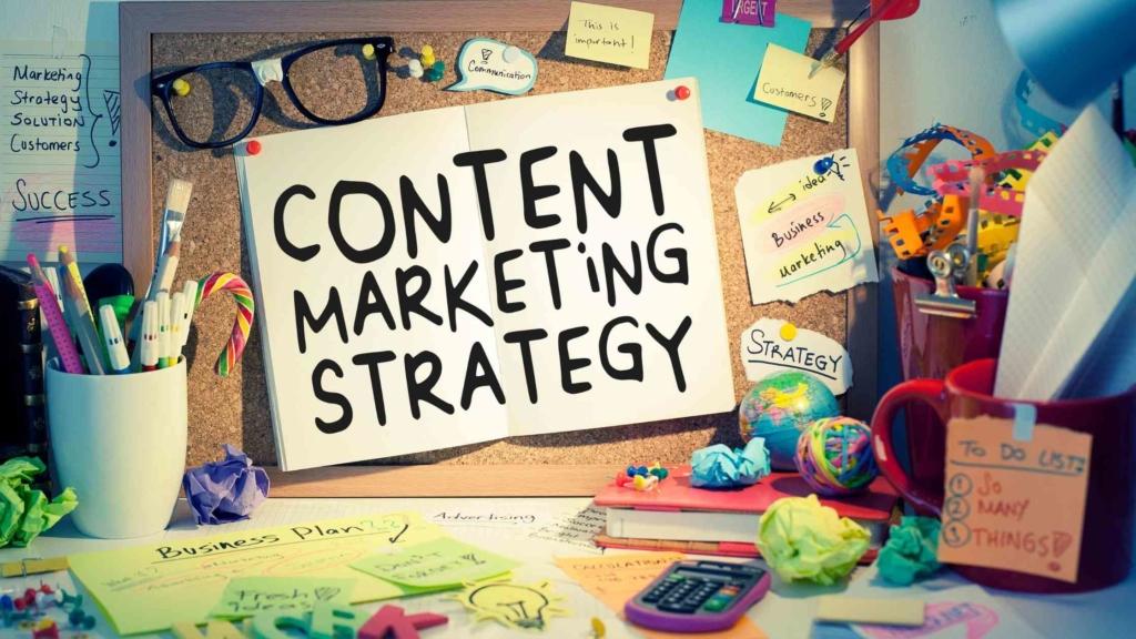 Création de contenu