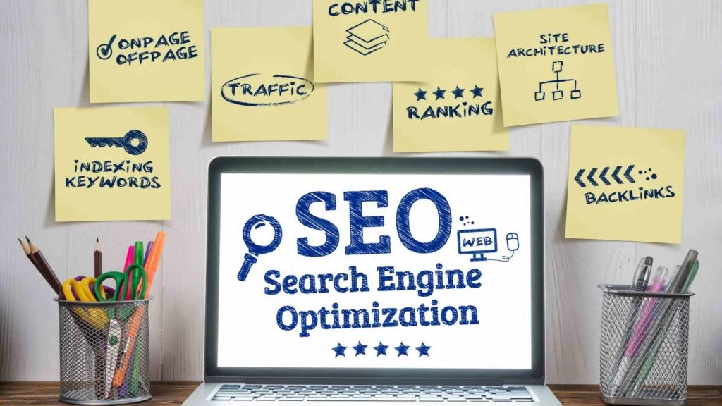 Optimisation des moteurs de recherche